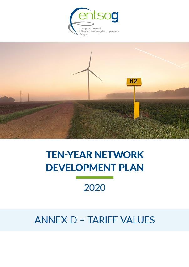 Annex D tariff