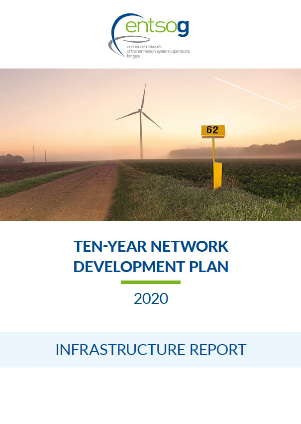 ENTSOG TYNDP2020 Infrastructure