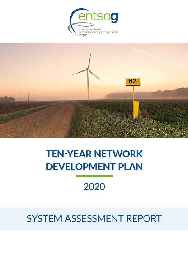 ENTSOG TYNDP2020 System